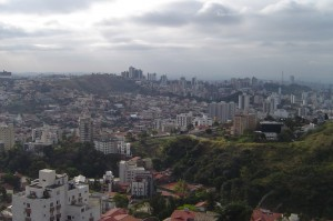 Belo Horizonte from above - Jan Brummond